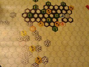 Kronstadt-Hexmap relativ zu Beginn